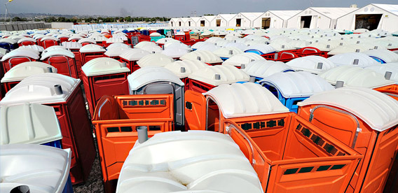 Champion Portable Toilets in Wichita, KS
